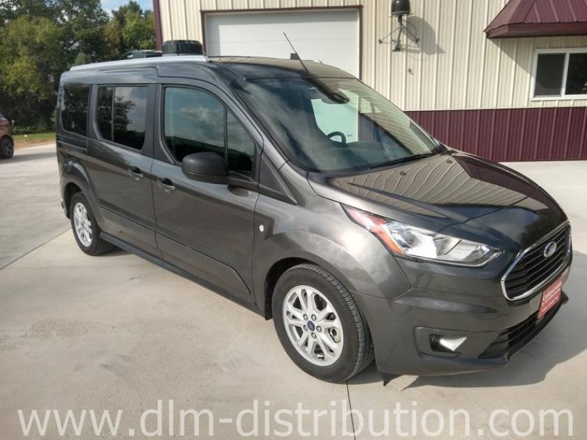2019 MINI-T CAMPER VAN ~ FITS IN THE GARAGE! TRANSIT CONNECT CAMPER VAN 2019, TV/DVD, SOLAR, NAVIGATION