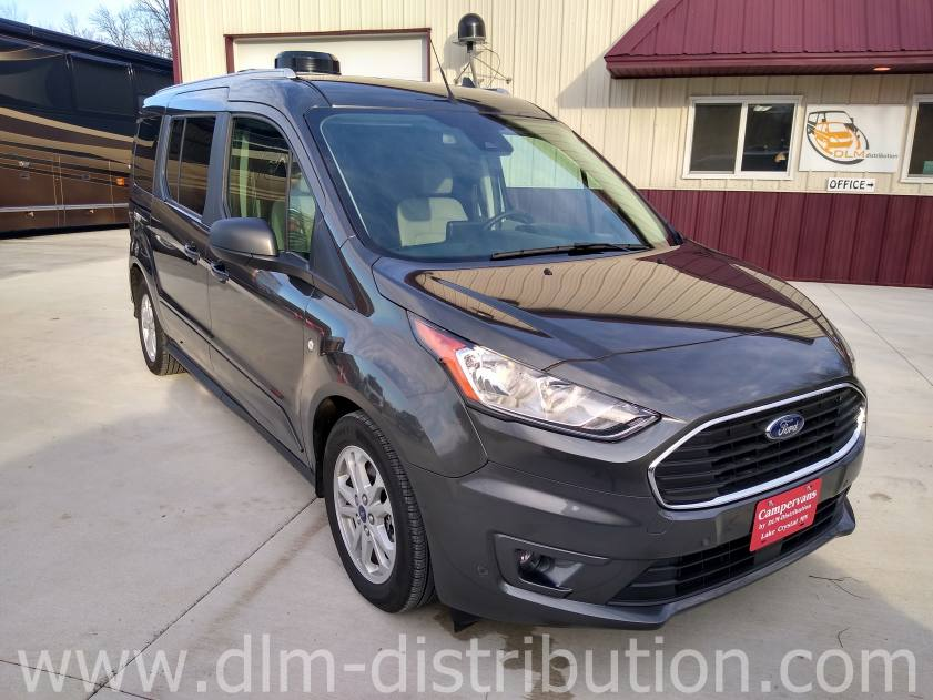 2019 Transit Connect Mini-T Campervan, Garageable, Microwave