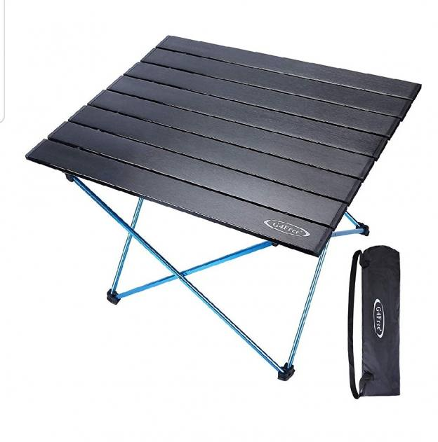 Packable  Outdoor Table Option