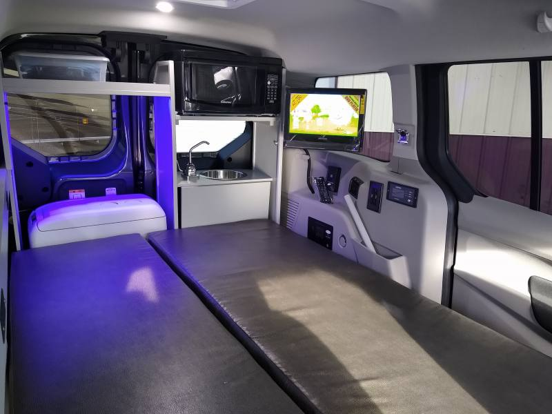 Sleeper Van | Small Camper Van